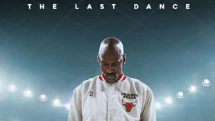 Cartel de 'The Last Dance'