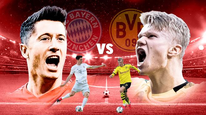 Dortmund - Bayern, en directo