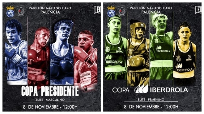 Palencia acoge las finales de las Copas Presidente e Iberdrola