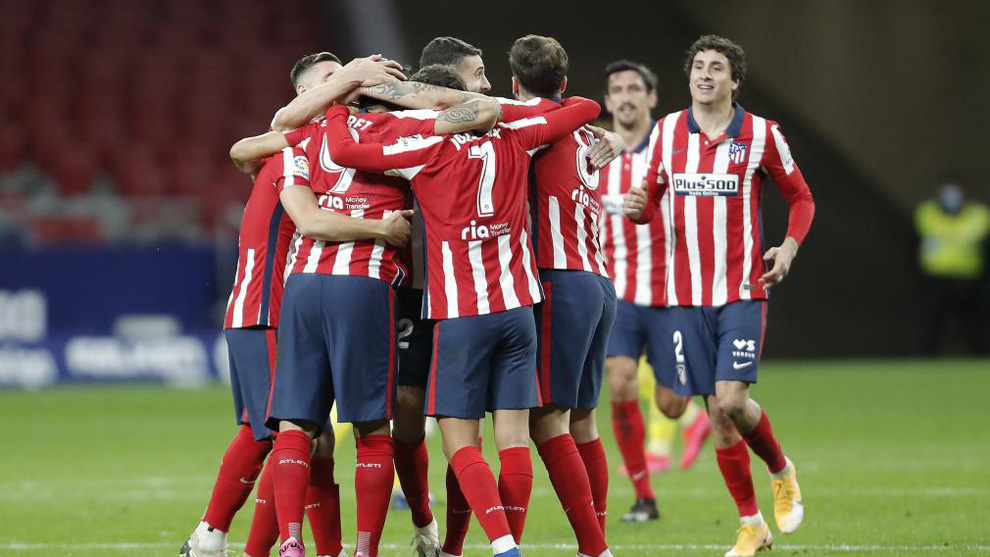 Atletico Madrid player ratings vs Cadiz: Rampant Joao Felix stars