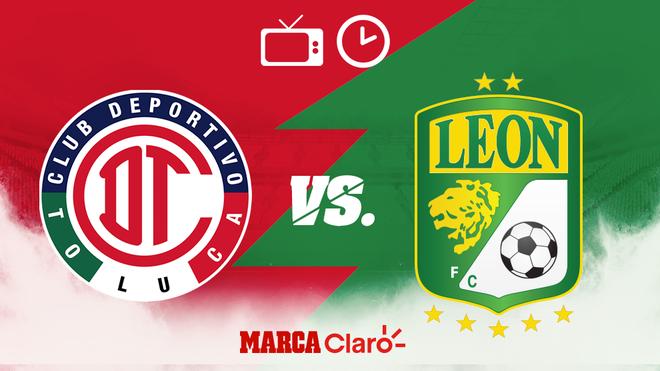 Toluca vs León: Horario y dónde ver.