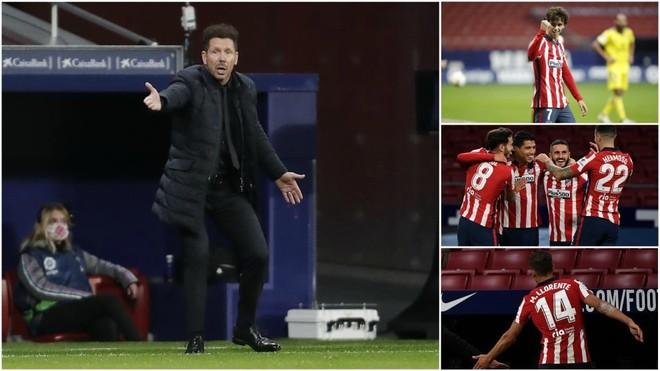 Transición completada: motivos para volver a creer en el Atlético