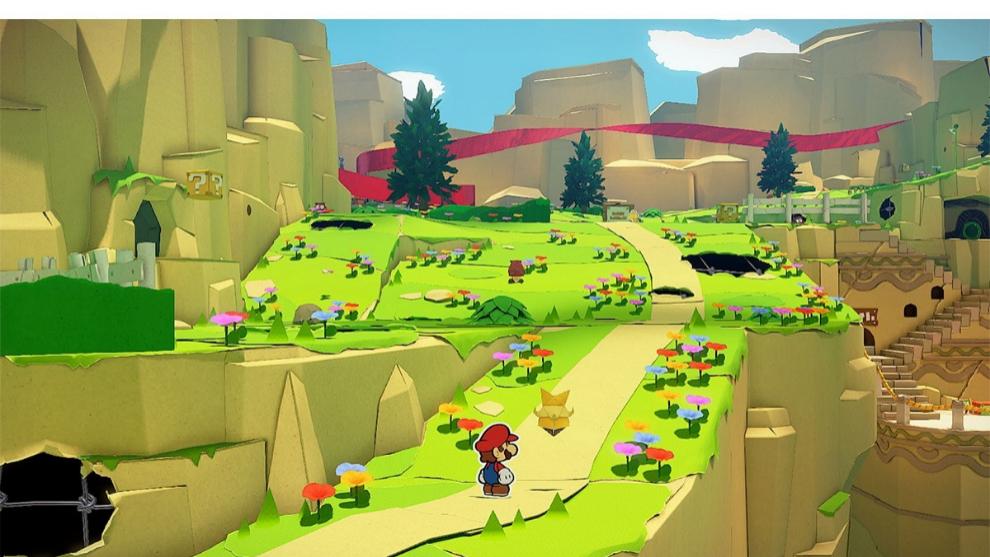 Paper Mario: El Rey del Origami