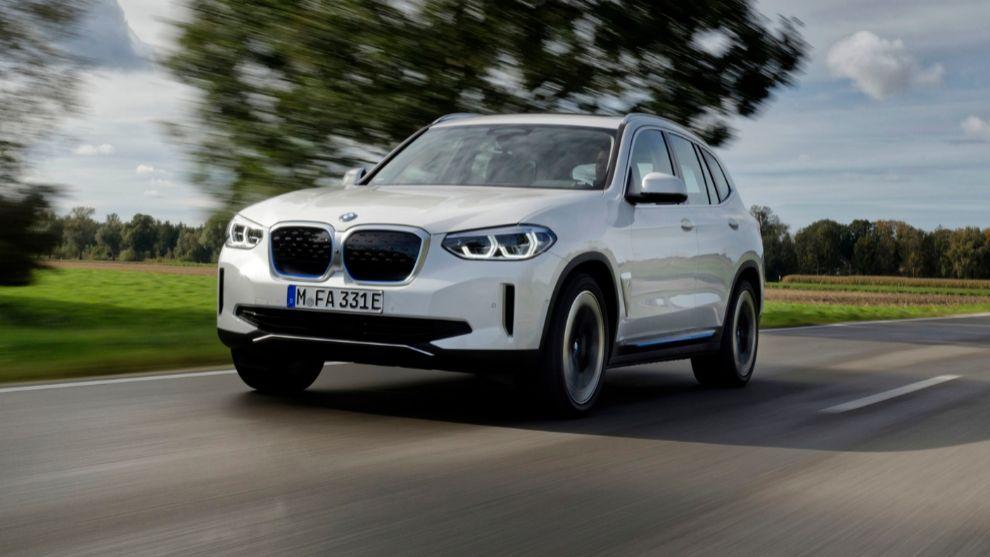 Prueba del BMW iX3: dinamismo eléctrico en formato SUV