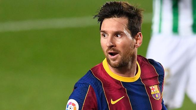 Lionel Messi - Barcelona vs Real Betis | AFP
