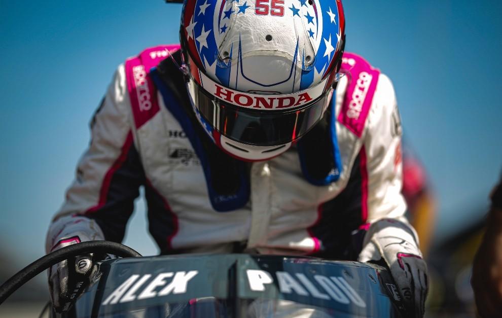 Álex Palou Indy 500 2020