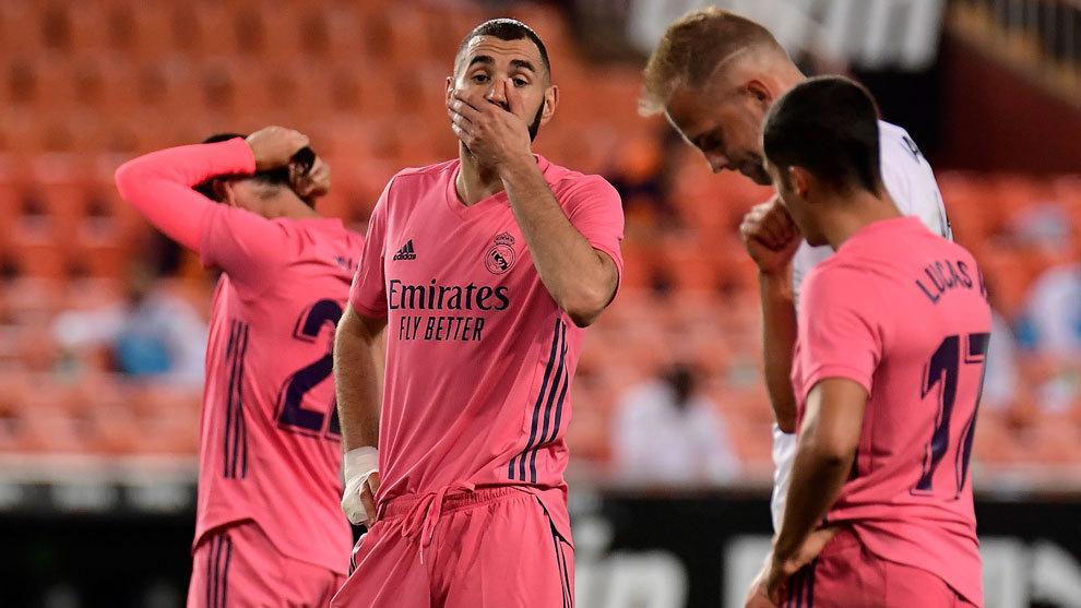 """""""Maxi grita más y como pita penalti, ya el VAR..."""""""
