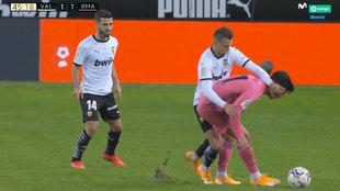 """""""Hay falta de Cheryshev a Asensio en el origen del 2-1"""""""