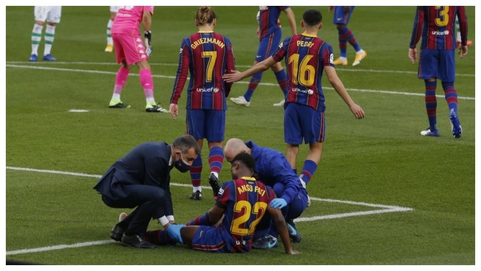 FC Barcelona: La mejor decisión con Ansu Fati | Marca.com