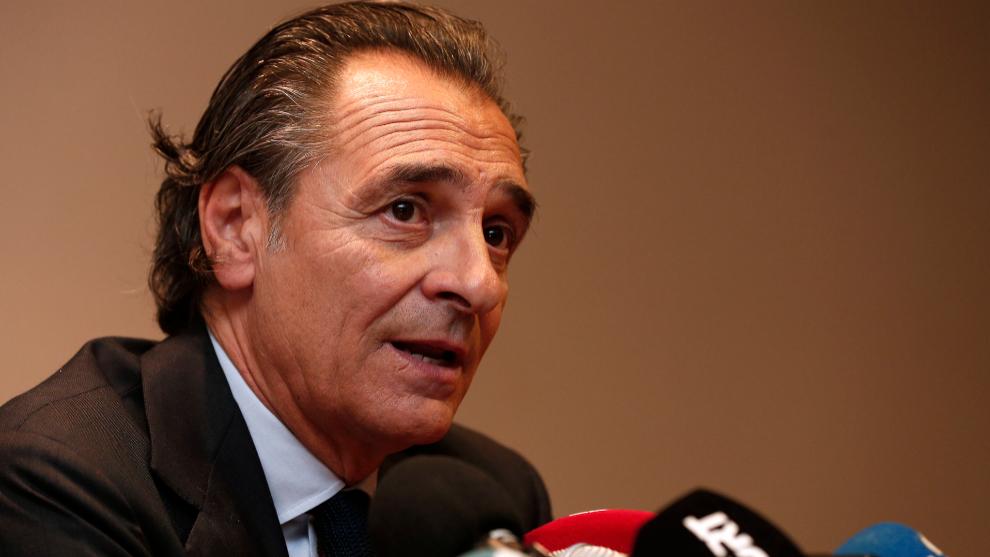 Cesare Prandelli sustituye a Iachini y vuelve a la Fiorentina