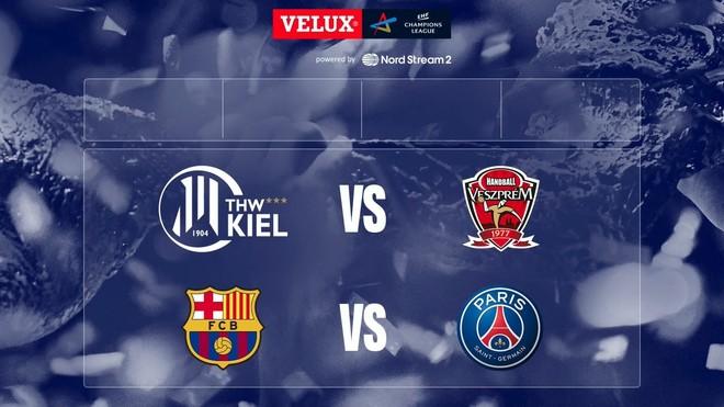 Duelos de la Final Four de la Champions 2019/20 /