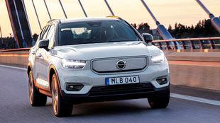 Volvo XC40 ha sido el modelo de la marca sueca más vendido de...