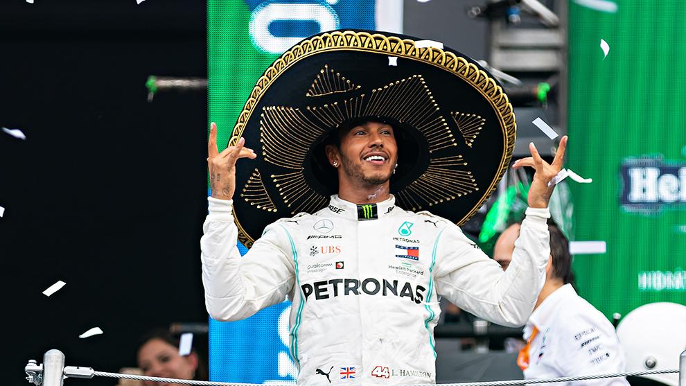 Calendario F1 2021: El GP de México, presente en el calendario