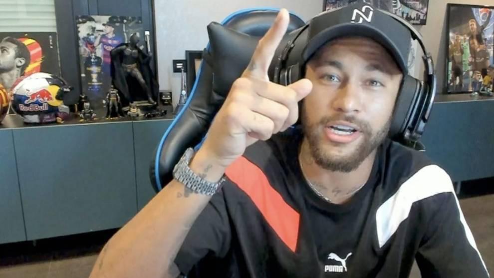 eSports: Neymar Jr. es expulsado de Twitch de forma temporal, ¿cuál es el  motivo? | Marca.com