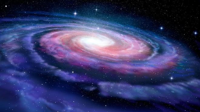 Imagen de la Vía Láctea.