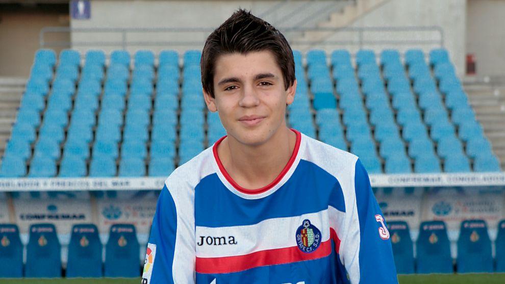 Getafe respond to Alvaro Morata on Twitter