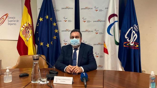 Miguel Carballeda, presidente del CPE.