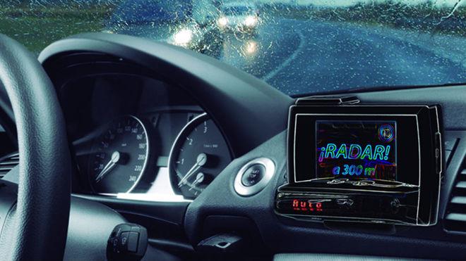 Los detectores e inhibidores de radares de velocidad están...