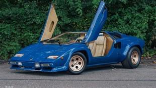 El modelo fue producido a mano en 1985 y requirió más de 450 horas...
