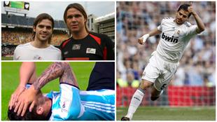 """Todo arrancó en un Real Madrid-Liverpool. Me agarró un dolor fortísimo..."""