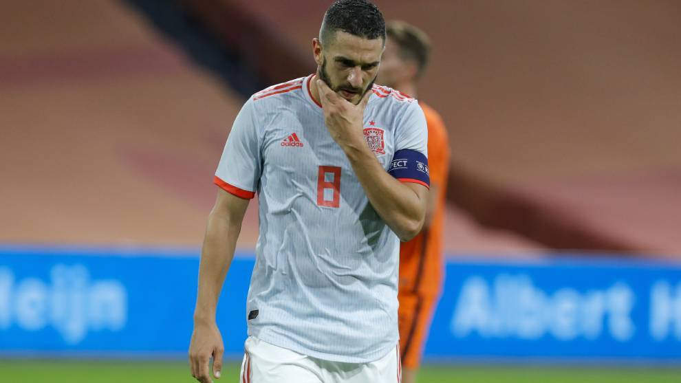 Koke: I see a Spanish national team with a clear style