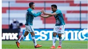 Luis Montes y Ángel Mena serán claves para el León en la Liguilla.