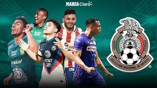 La Liga MX aporta 28 jugadores a la Fecha FIFA.