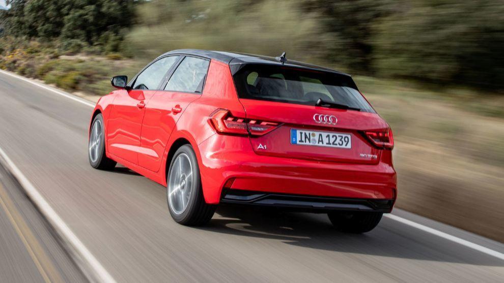 El Audi A1 lidera las consultas de octubre en vehículos de ocasión.