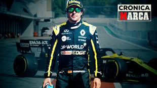 Crónica MARCA se alía con Amazon Prime Video: segundo episodio con Fernando Alonso