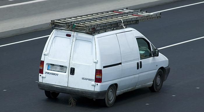 253 conductores fueron denunciados por llevar una disposición de la carga incorrecta.
