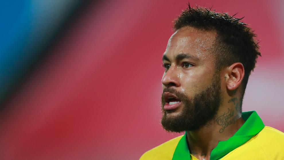 Brasil desconvoca a Neymar por no estar recuperado de lesión