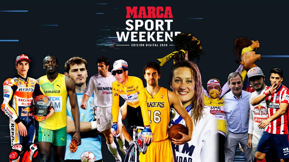 MARCA Sport Weekend, en directo