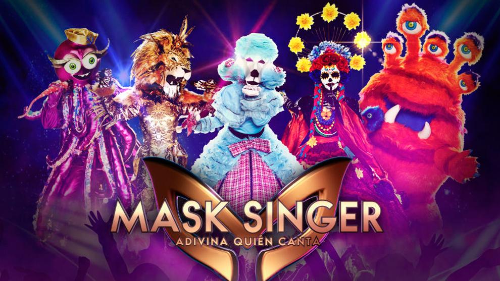 Mask Singer desvelada por error la identidad de los concursantes por...