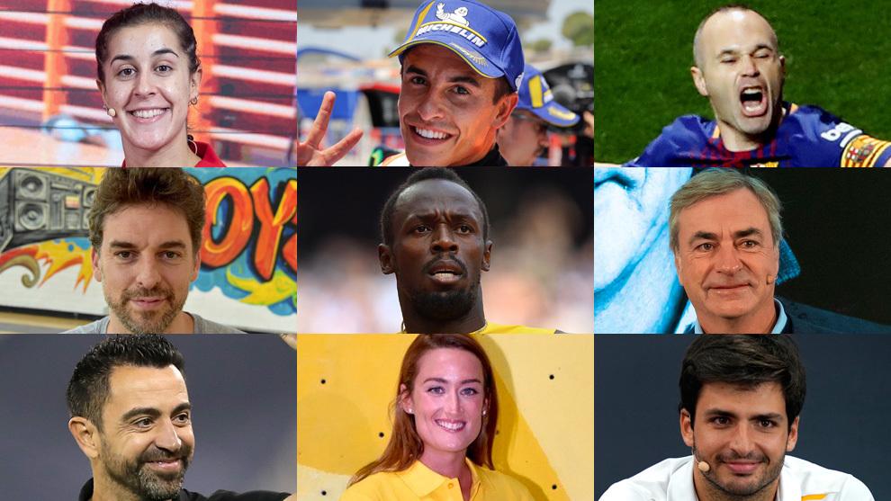 """""""El MARCA Sport Weekend, una gigantesca cumbre de campeones"""""""