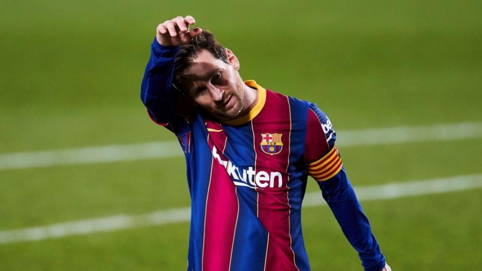 Cinto Ajram: Barcelona losing sponsorship money is more because of Messi's situation than COVID
