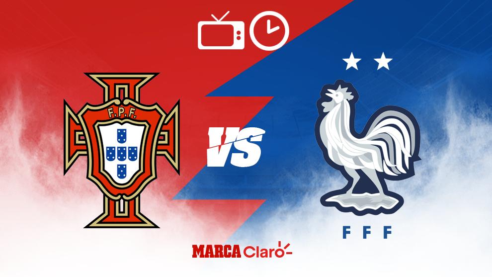 Portugal recibe a Francia