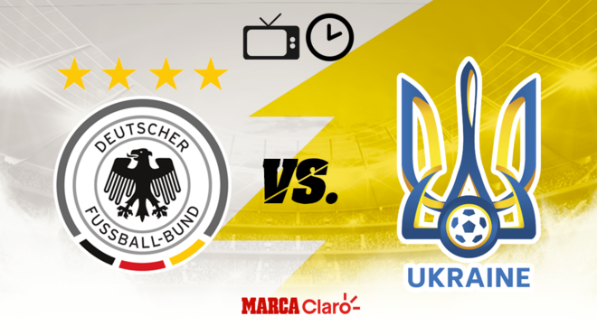 ¿En qué canal pasa el partido de Alemania?