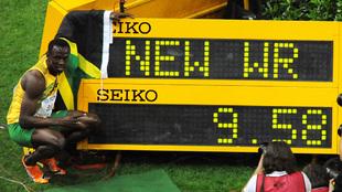 """Bolt: """"Pasará tiempo hasta que alguien llegue a mis récords"""""""