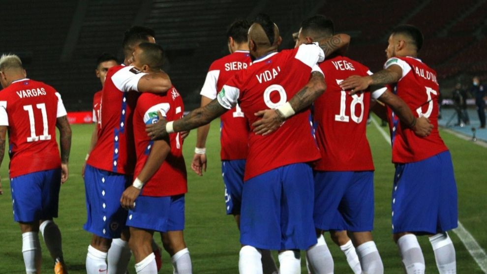 Chile - Perú: resumen, resultado y goles