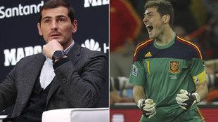 """Casillas: """"Si soy entrenador me pareceré a Zidane, Del Bosque o Ancelotti"""""""