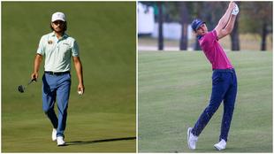 Abraham Ancer y Carlos Ortiz han destacado en el PGA Tour. |