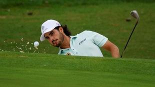 Abraham Ancer espera que haya más latinos en el PGA Tour.