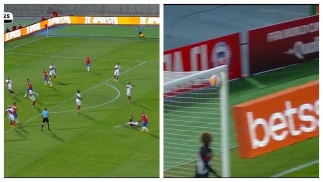 ¿El mejor gol de la carrera de Arturo Vidal? Yo digo sí