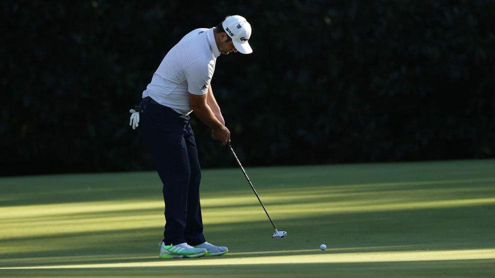 El final de la segunda jornada del Masters de Augusta: resultados y comentarios con Rahm líder