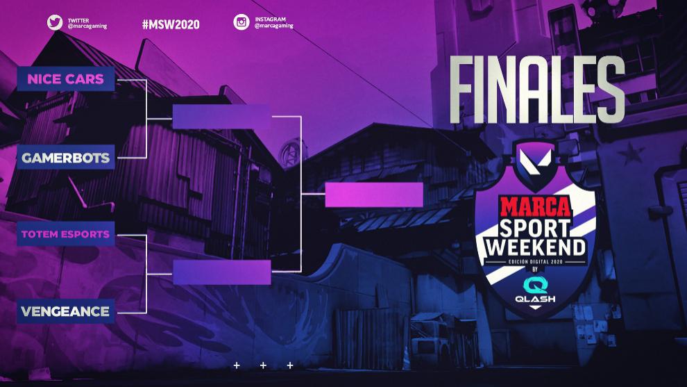 Torneo Valorant MSW by QLASH: Estos son los equipos que disputarán la fase final