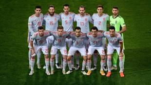 Tampoco era difícil adivinar que España mejoraría con Koke..