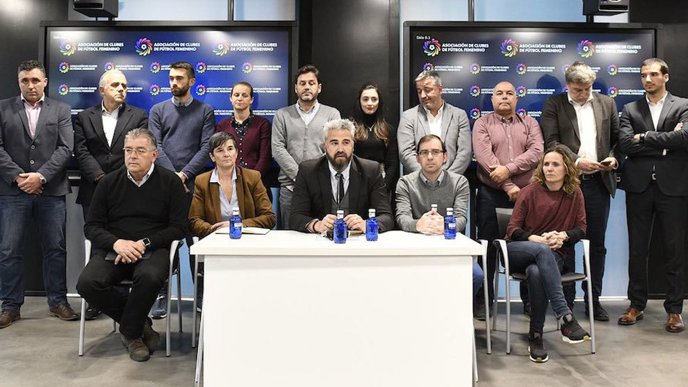 """La ACFF denunciará a la RFEF por llevar al fútbol femenino a una """"preocupante inestabilidad"""""""