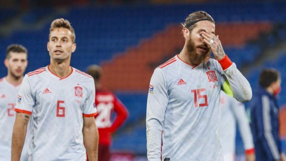 ¡Sergio Ramos es humano desde el punto de penalti!