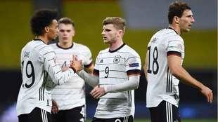 Alemana vence a Ucrania en la Nations League.