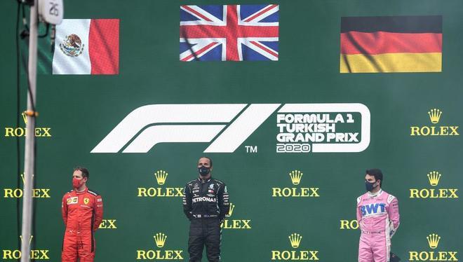 F1 - GP de Turquía 2020: Lewis Hamilton campéon del mundo de F1 2020 en el GP  Turquía | Marca.com